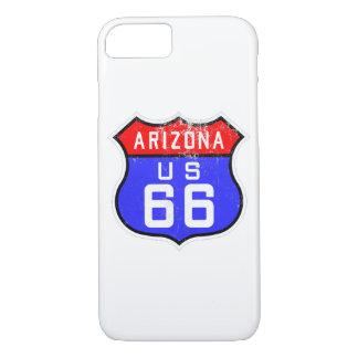Iconic Vintage Route 66 Arizona iPhone 7 Case