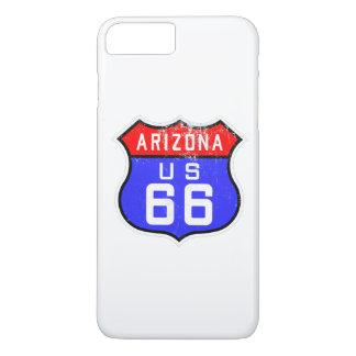 Iconic Vintage Route 66 Arizona iPhone 8 Plus/7 Plus Case