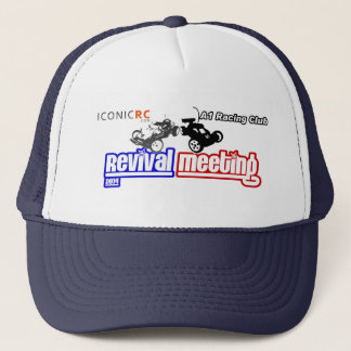 IconicRC Revival Hat - Navy