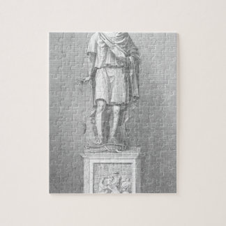 Iconist-Statue Jigsaw Puzzle