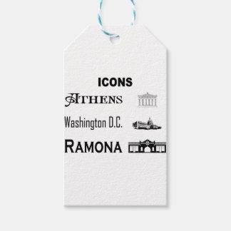 Icons-Athens-DC-Ramona Gift Tags