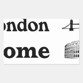 Icons-London-Rome-Ramona Sticker