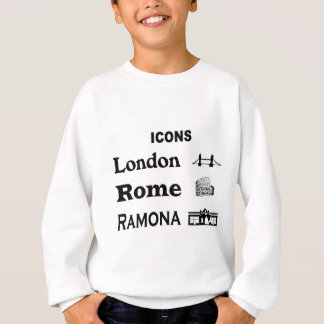 Icons-London-Rome-Ramona Sweatshirt