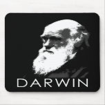 Icons of Science: Darwin Mouse Pads