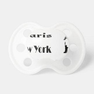 Icons-Paris-NewYork-Ramona Pacifier