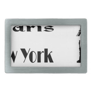 Icons-Paris-NewYork-Ramona Rectangular Belt Buckle