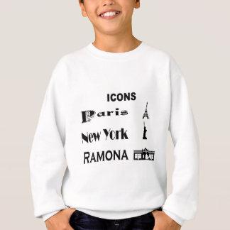 Icons-Paris-NewYork-Ramona Sweatshirt