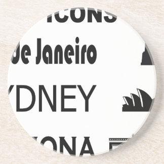 Icons-Rio-Sidney Coaster