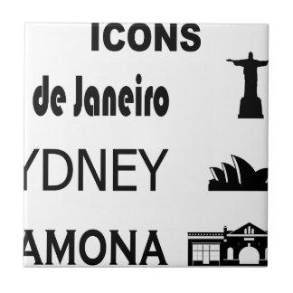 Icons-Rio-Sidney Tile