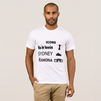 Icons-Rio-Sydney-Ramona T-Shirt