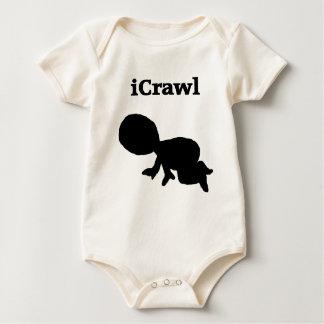 iCrawl Baby Bodysuit
