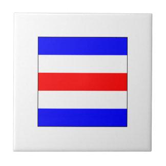 ICS Flag C Tile