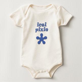 ICSI Pixie Baby Bodysuit
