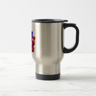 ICU Nurse Gifts, Artsy QRS design Coffee Mug