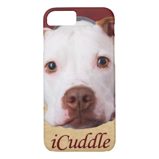 iCuddle Pitbull iPhone 8/7 Case