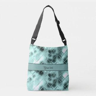 Icy Blue Diamonds Tote Bag