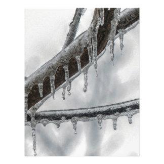 Icy Branch Letterhead
