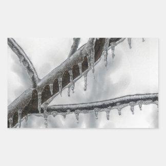 Icy Branch Sticker