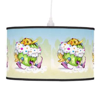 ICY JUICY MONSTERS CUTE ALIEN LONG LAMP