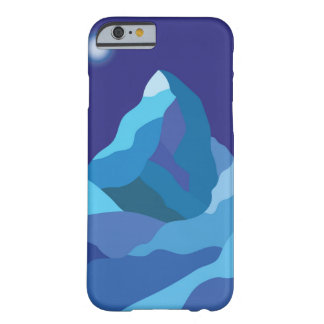 Icy winter Matterhorn mountain Barely There iPhone 6 Case