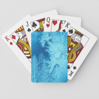 Icy Winter... Playing Cards