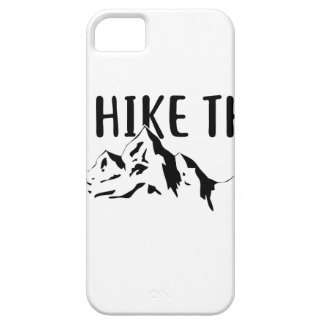 I'd Hike That iPhone 5 Cover