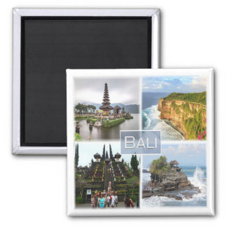 ID * Indonesia - Bali Indonesia Magnet
