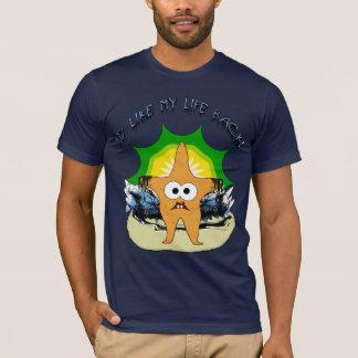 I'd Like My Life Back Starfish T-Shirt
