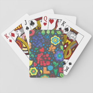 I'd love to deal a new set of cards