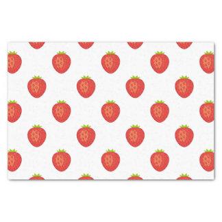 """I'd Pick You!"" Strawberry Tissue Paper"