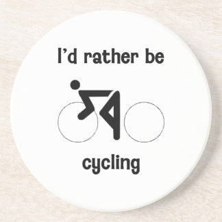 I'd rather be cycling coaster