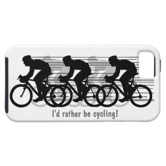 I'd rather be cycling iPhone 5 Casemate iPhone 5 Case