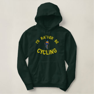 I'd Rather be Cycling Sweatshirt