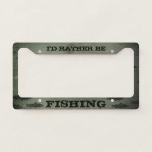 Fishing Licence Plates | Zazzle ca