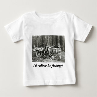 I'd Rather Be Fishing! Shirts
