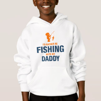 I'd Rather Be Fishing With My Daddy