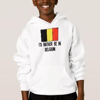 I'd Rather Be In Belgium