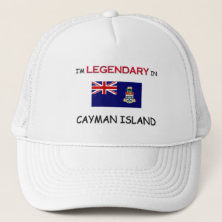 I'd Rather Be In CAYMAN ISLAND Trucker Hat