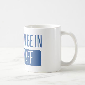 I'd rather be in Flagstaff Coffee Mug