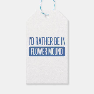 I'd rather be in Flower Mound Gift Tags