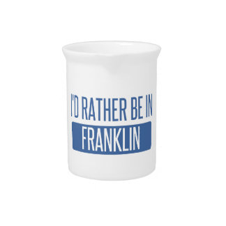 I'd rather be in Franklin WI Pitcher