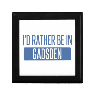 I'd rather be in Gadsden Gift Boxes