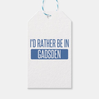 I'd rather be in Gadsden Gift Tags