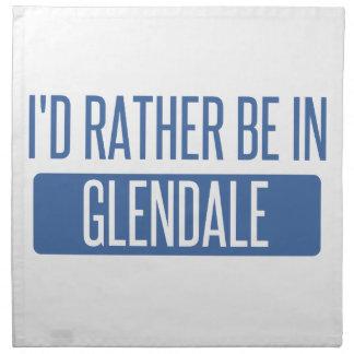 I'd rather be in Glendale AZ Napkins