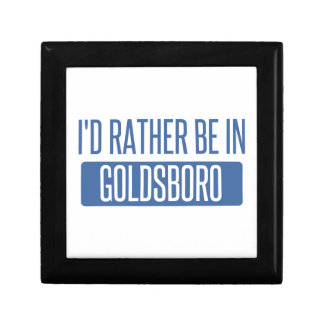 I'd rather be in Goldsboro Gift Box