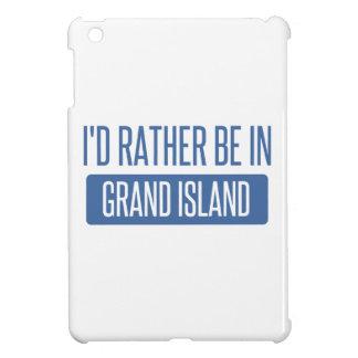 I'd rather be in Grand Island iPad Mini Cover