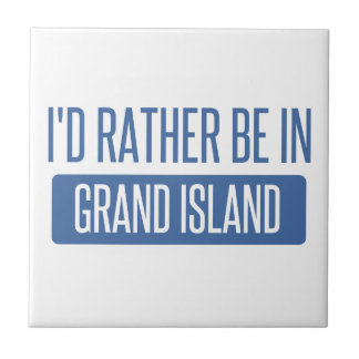 I'd rather be in Grand Island Tile