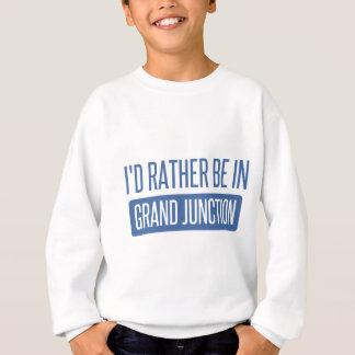 I'd rather be in Grand Junction Sweatshirt