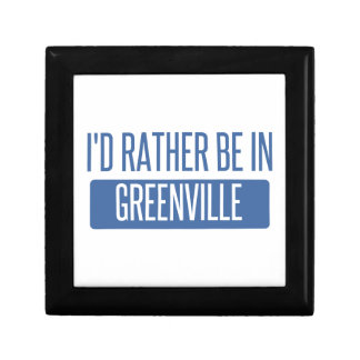 I'd rather be in Greenville NC Gift Box