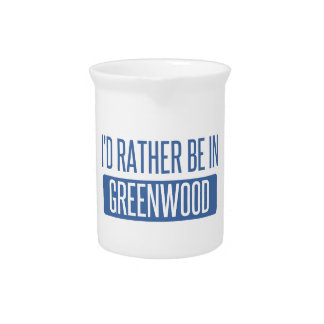 I'd rather be in Greenwood Pitcher